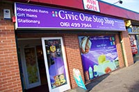 Civic One Stop Shop