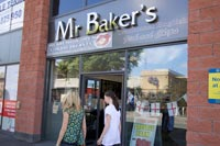 Mr Bakers Fish & Chips
